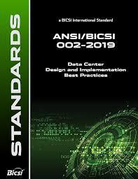 شگردهای طراحی مراکزدادهANSI/BICSI 002 : 2019
