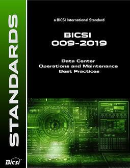 دوره تخصصی مدیریت و نگهداری مراکزداده ANSI/BICSI 009 : 2019